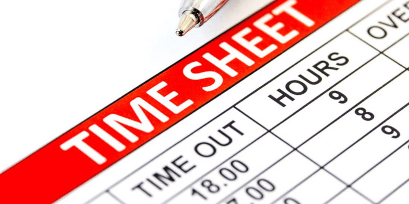 how a timesheet can help your business grow