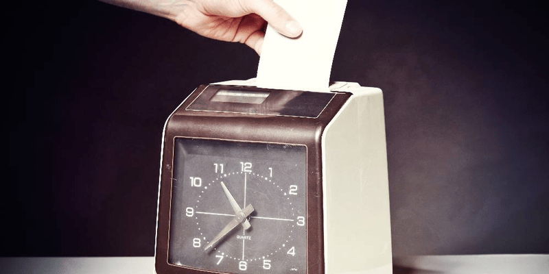 why a time clock is the perfect tool for your restaurant