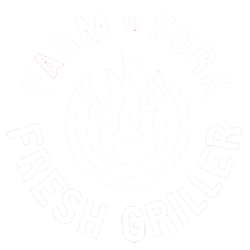 fresh griller white logo
