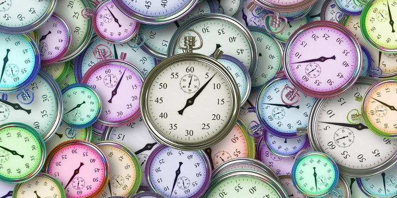 clock management for employee