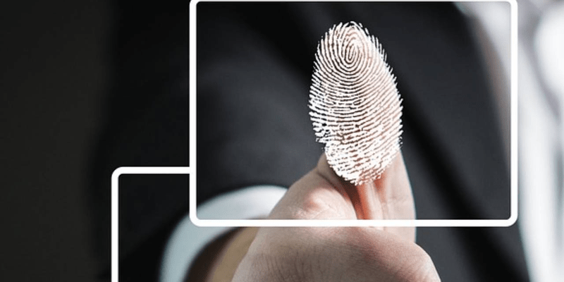 how does a biometric scanner work